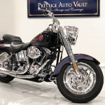 Prestige Auto Vault Motorcycle Storage Talbot County St. Michaels Maryland
